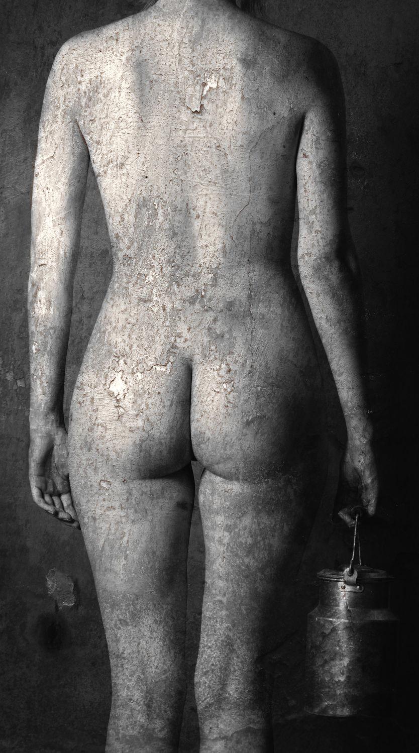 Bild mit Fotokunst Art FF77, Erotik, Portrait, Studio, Frau, Aktmodel, Aktfoto, Aktfotografie, erotisch, Frauen, nackt, Sexy, Brust, Erotic, Akt & Erotik, girl