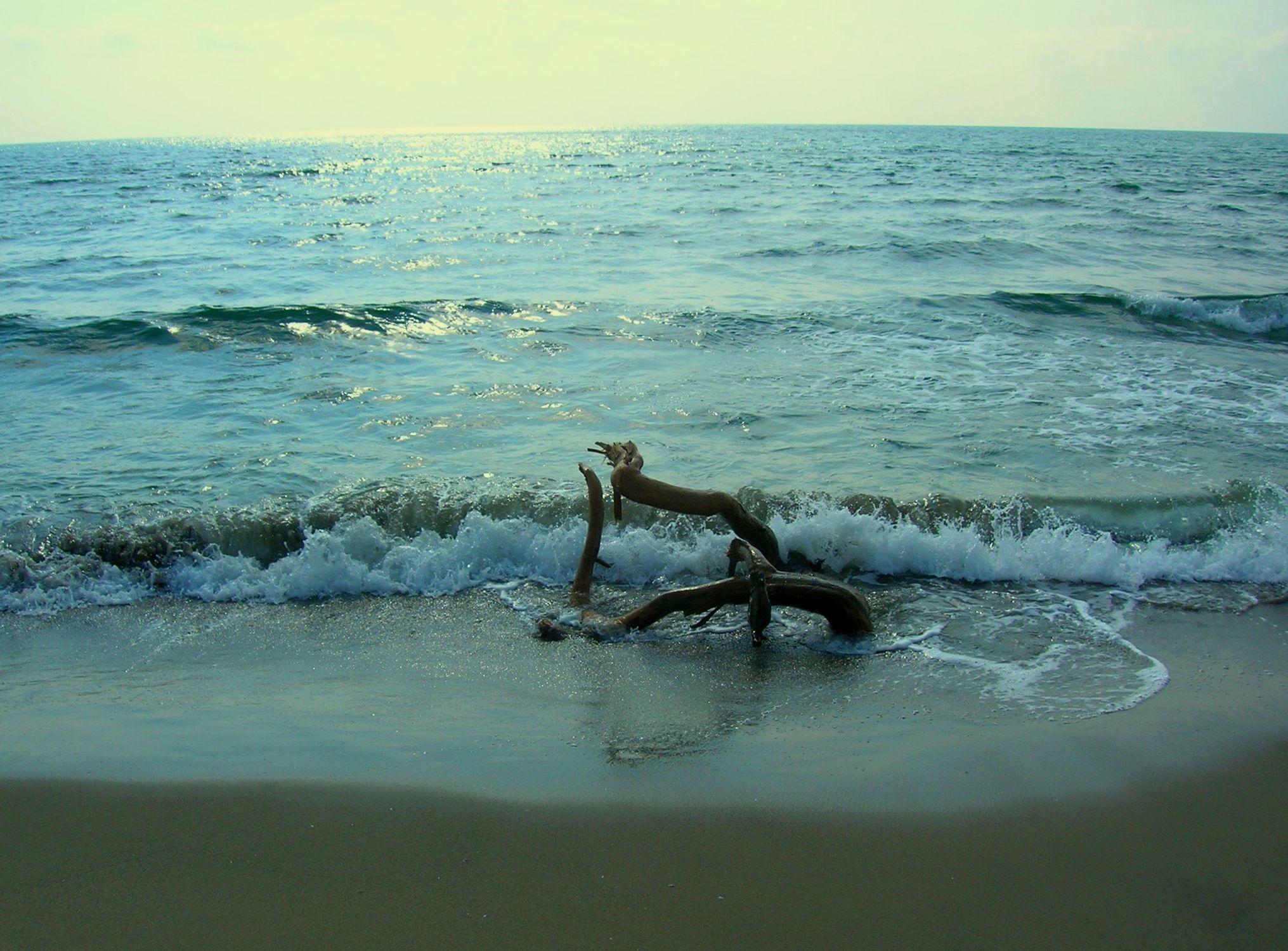 Bild mit Natur, Gewässer, Sonnenuntergang, Sonnenaufgang, Meerblick, Meer, Meer, Sunset