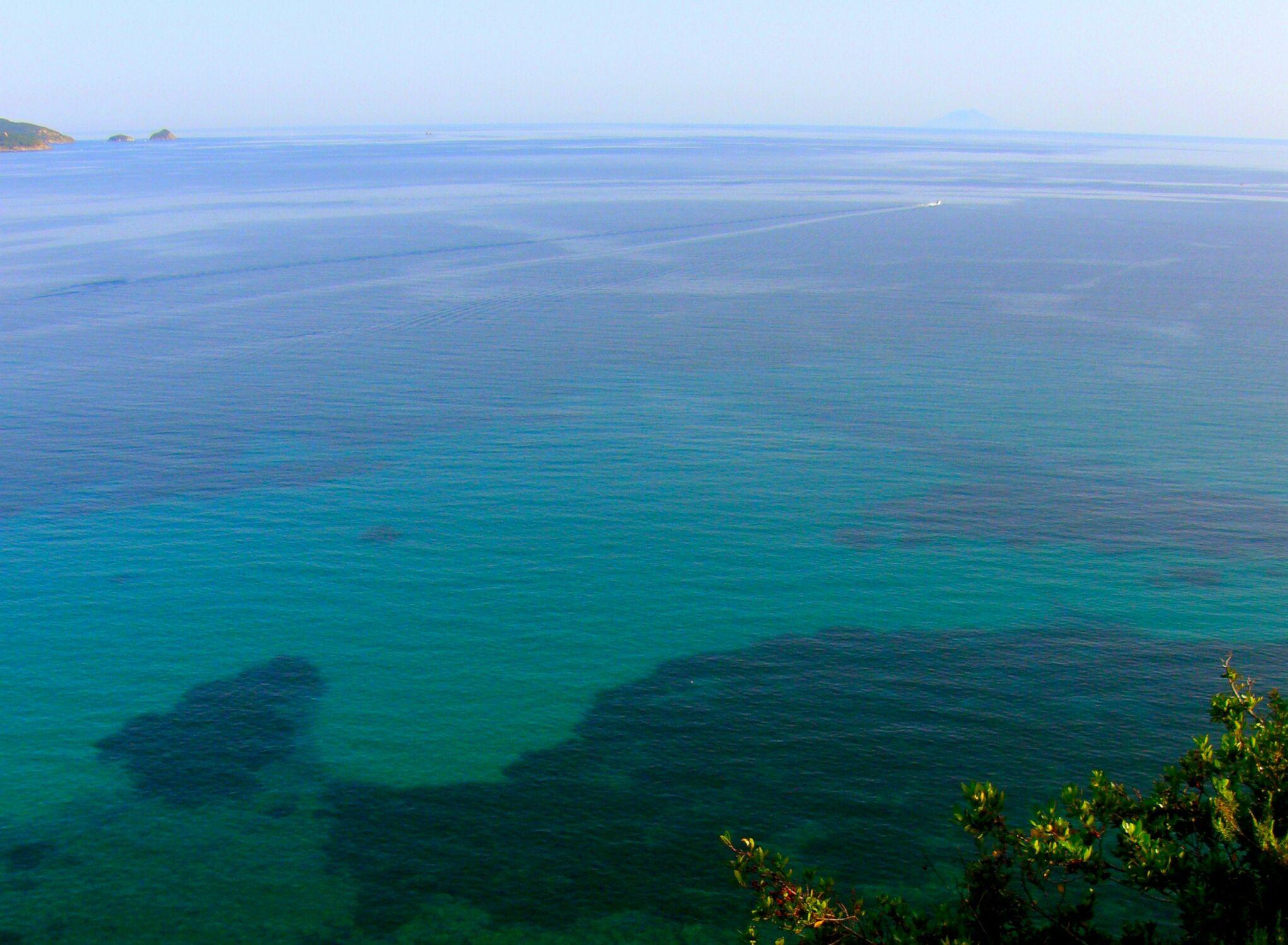Bild mit Wasser, Gewässer, Wellen, Meer, Meerwasser