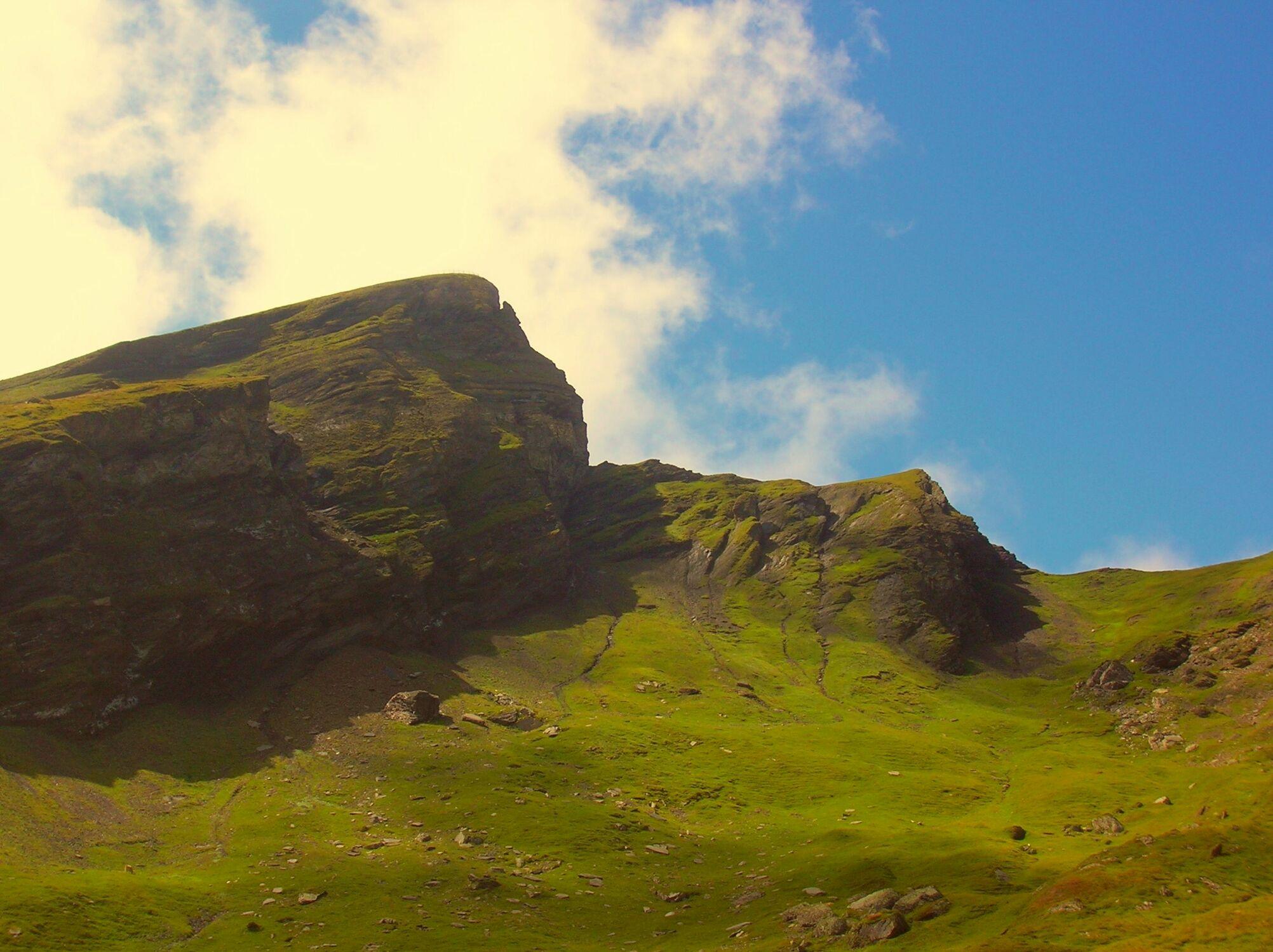 Bild mit Bergwelten