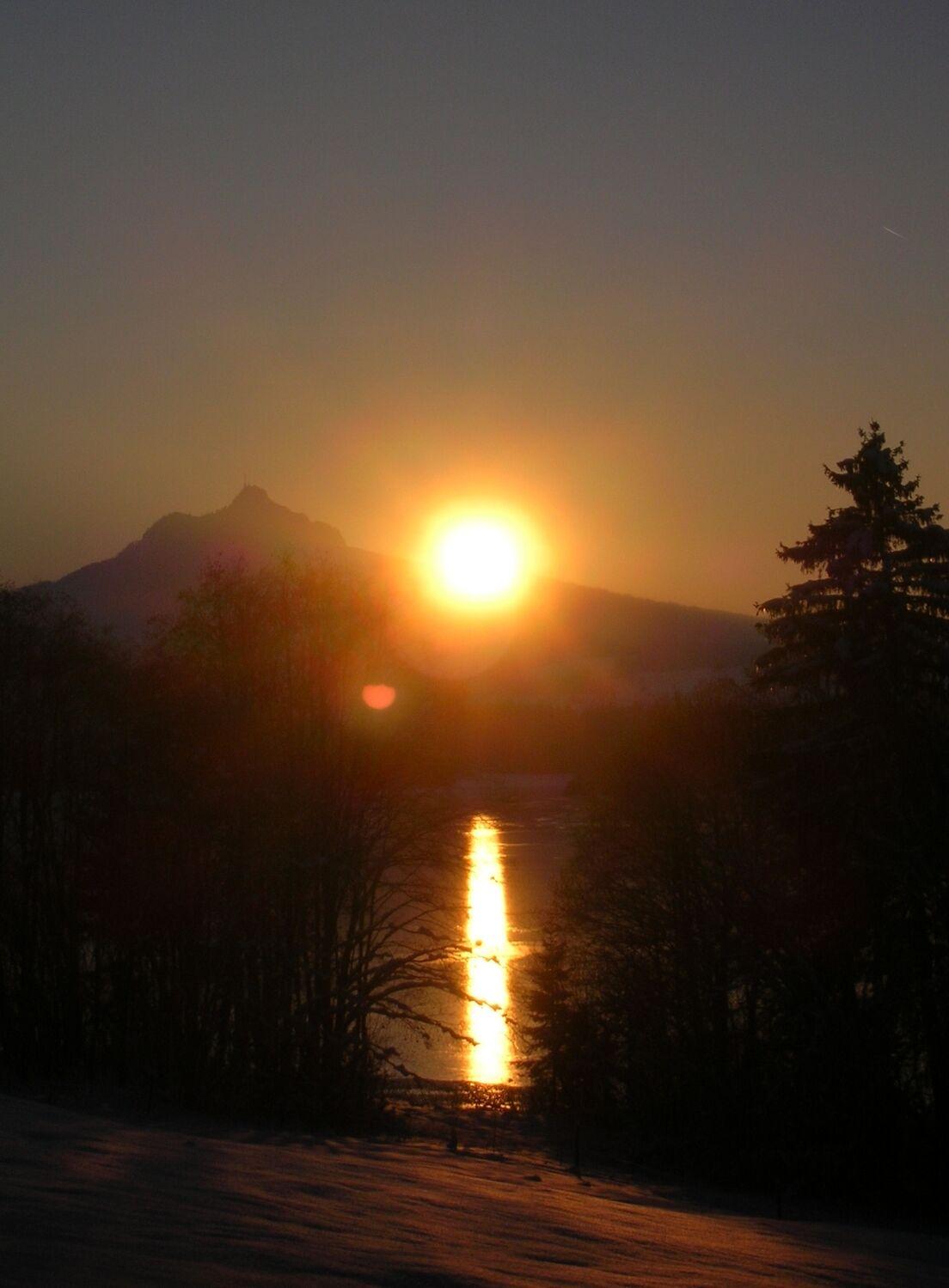 Bild mit Sunset-Collection
