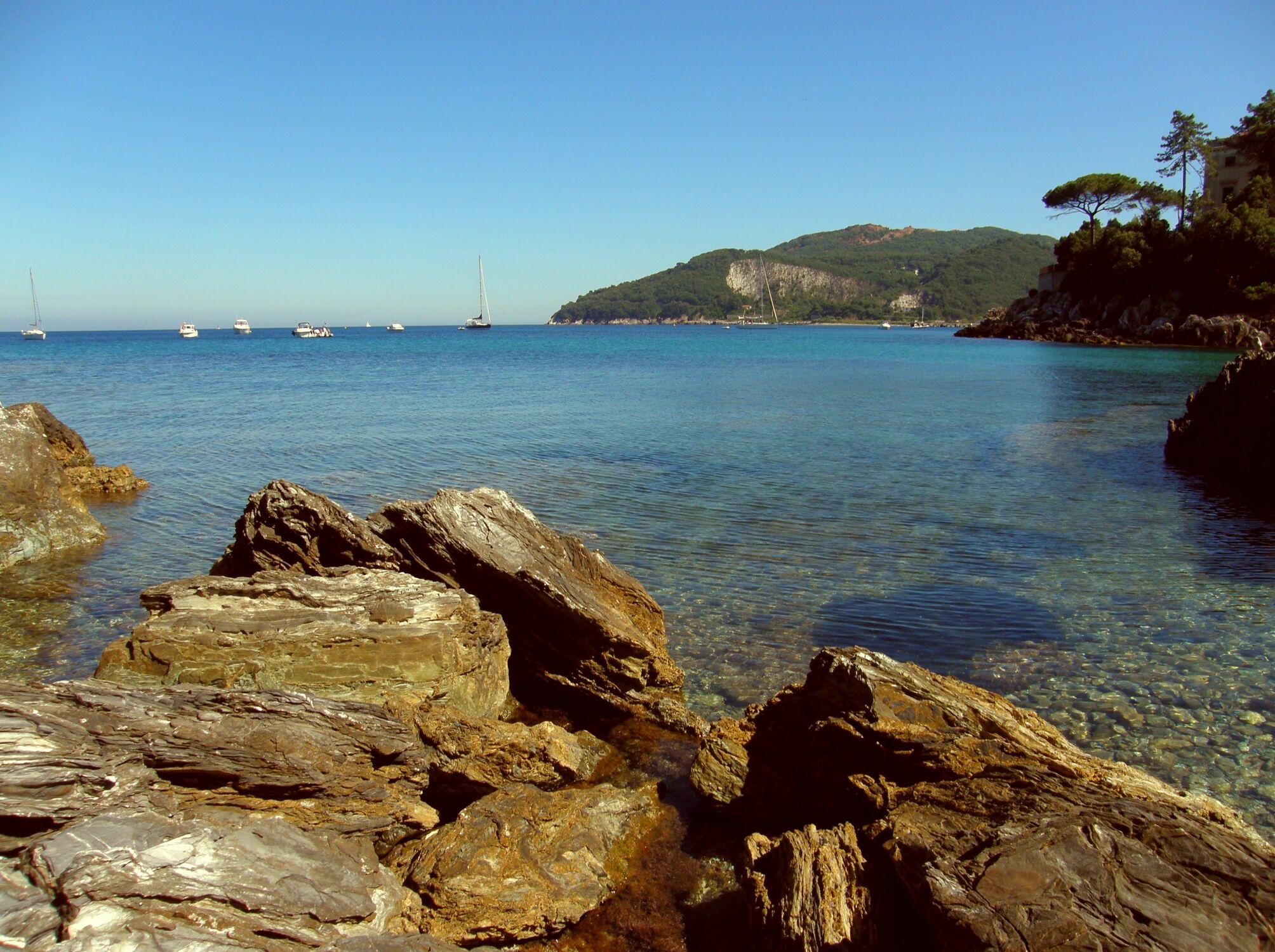 Bild mit Gewässer, Strände, Italien, Strand, Meer, Sehnsucht nach Meer