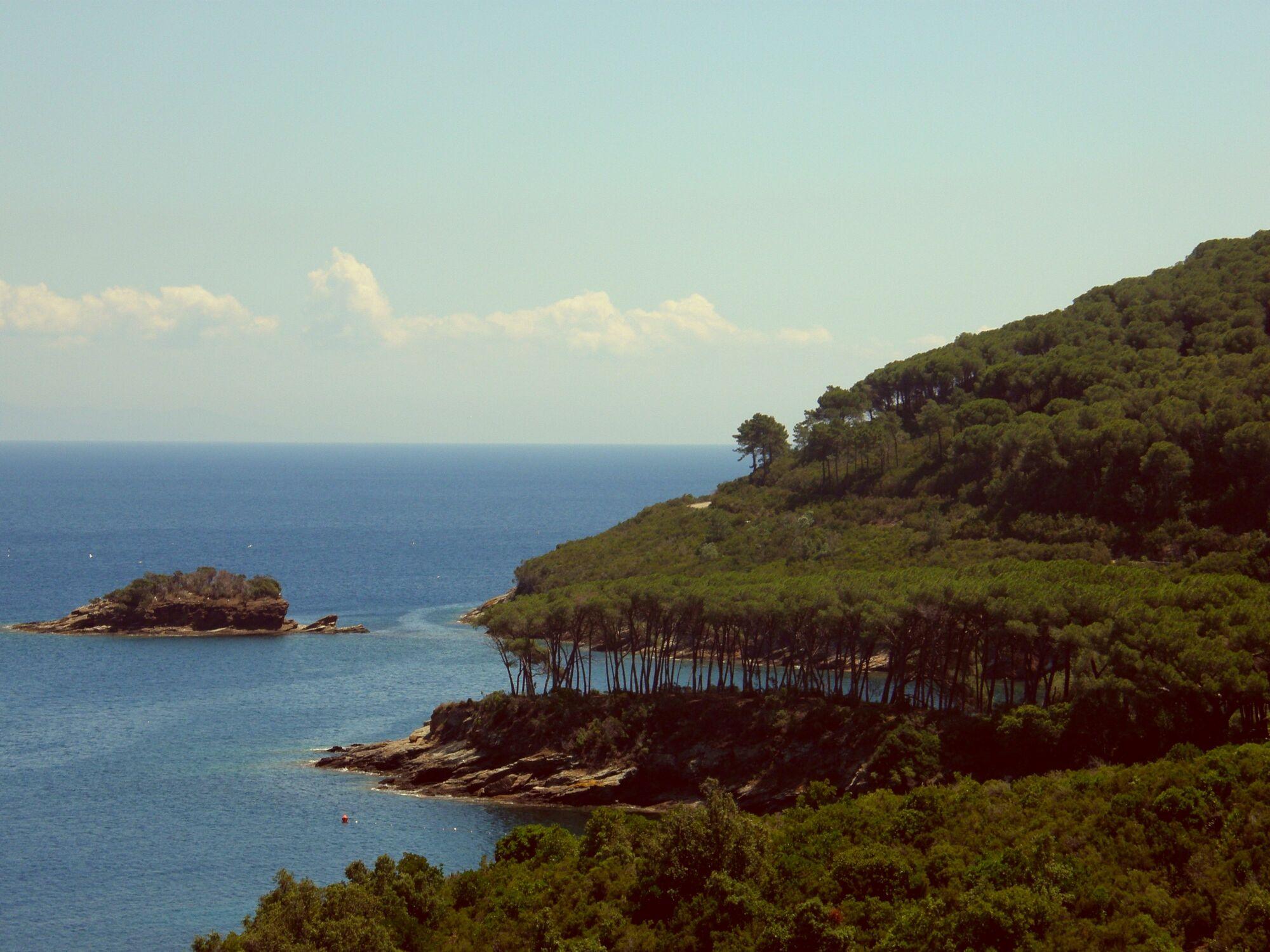 Bild mit Berge, Gewässer, Meer, Insel, Sehnsucht nach Meer