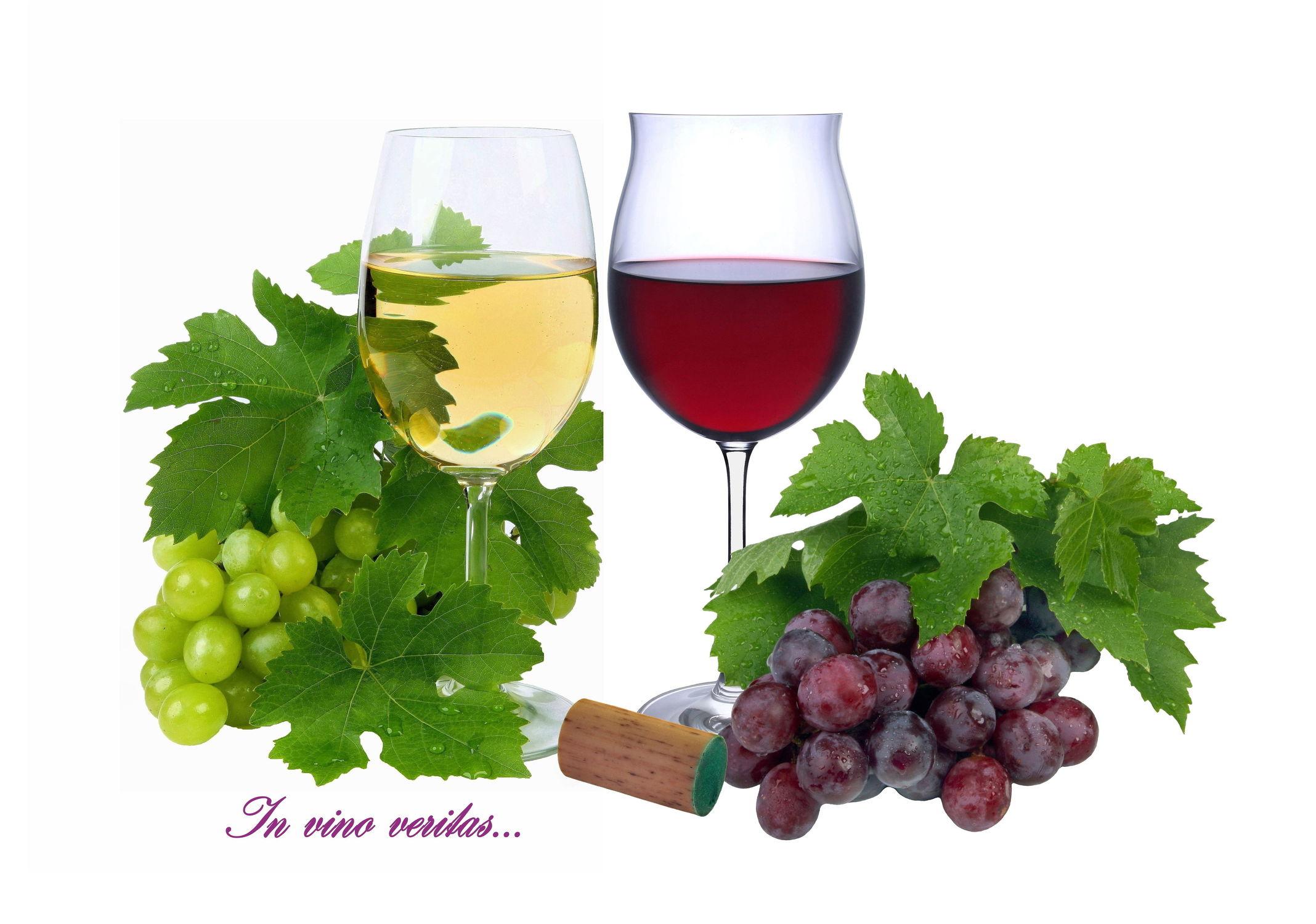 Bild mit Essen, Trinken, Weintraube, Weintrauben, Wein, Getränk, rotwein, rotweinglas, weinglas, Weisswein, weißwein, weinblätter, weinlaub