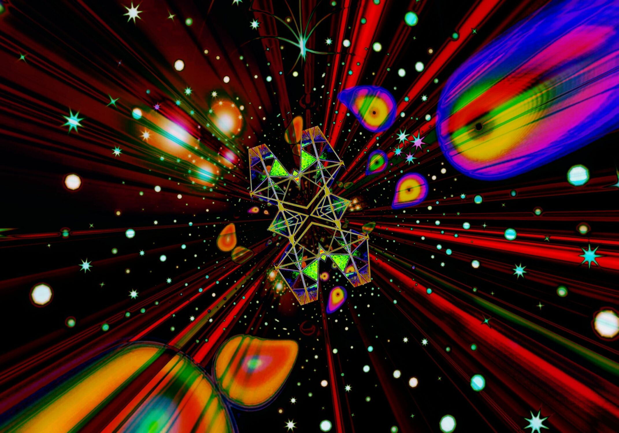 Bild mit Universum