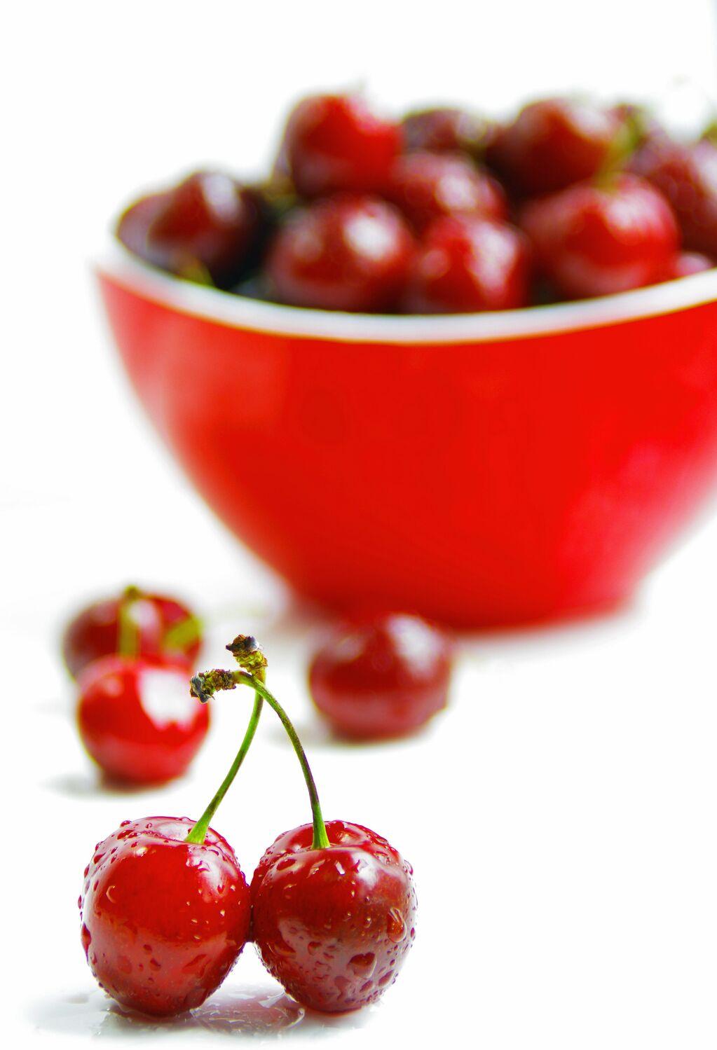Bild mit Früchte, Lebensmittel, Sommer, Beeren, Frucht, Obst, Küchenbild, Kirsche, Stillleben, Food, Küchenbilder, KITCHEN, GESUND, Küche, Küchen, Kochbild, Beere, Kirschen, vegan, healthy