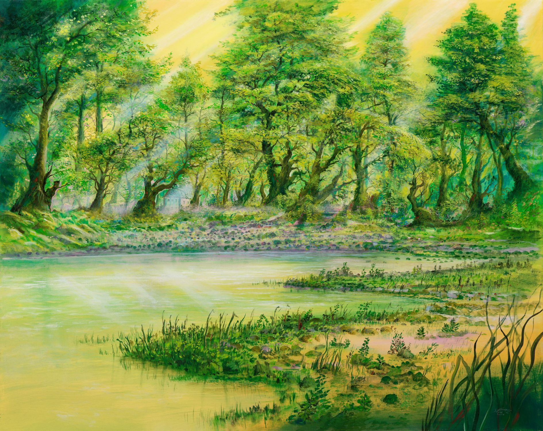 Bild mit Wälder, Wald, Landschaft