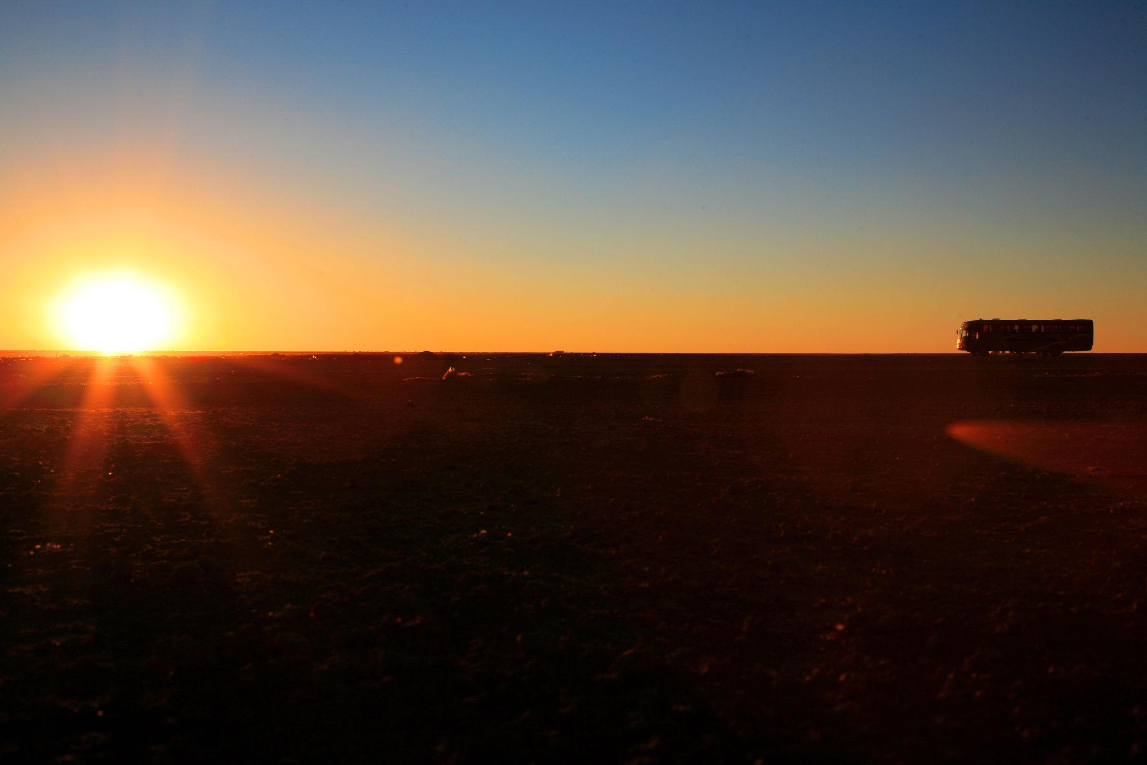 Bild mit Himmel, Sonnenuntergang, Sonnenaufgang, Sonne, Sonnenschein, sun, Sonnen, sunshine