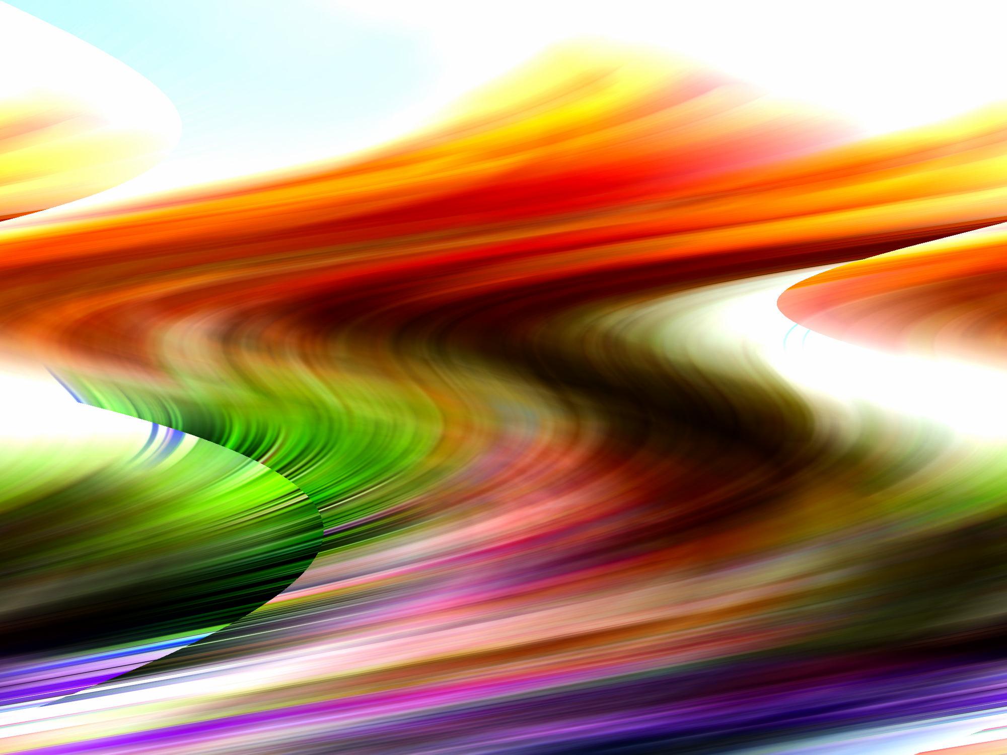 Bild mit Farben, Orange, Gelb, Natur, Elemente, Wasser, Grün, Landschaften, Himmel, Gewässer, Brandung, Wellen, Blau