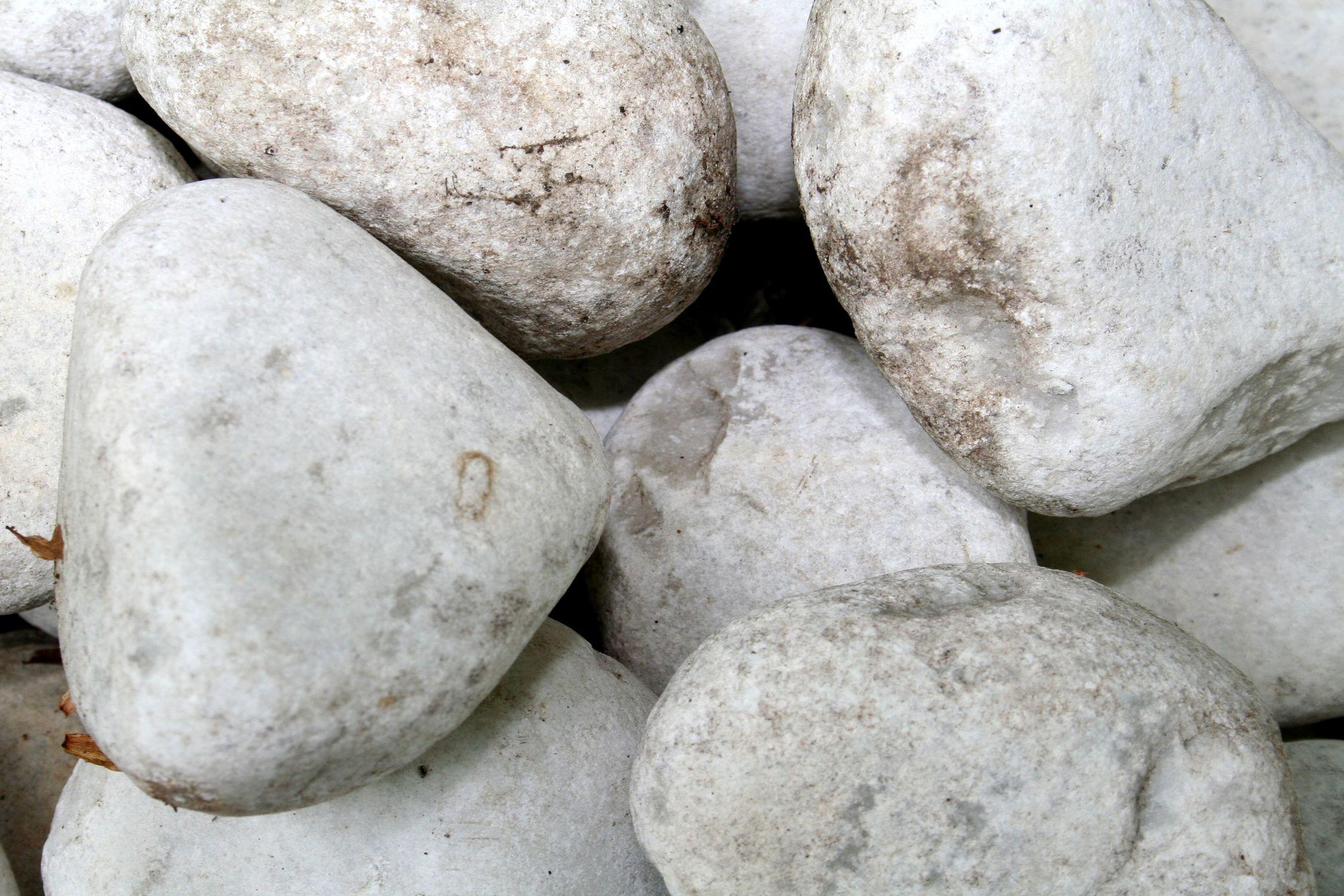 Bild mit Natur, Steine