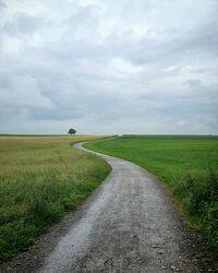 Bild mit Wege, Weg, Landschaft, Ziel