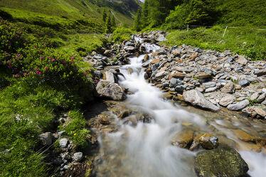Wasserfall am Kanzingerbach