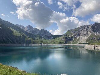 Bild mit Österreich, Alpen, stausee