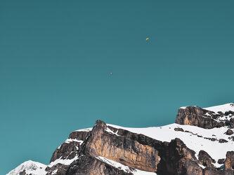 Bild mit Berge, Schnee, Alpen, Schweiz