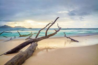 Seychellen verloren in der Zeit