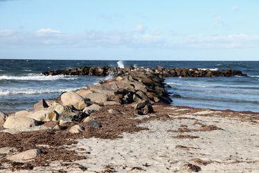 Bild mit Wasser, Strände, Urlaub, Strand, Ostsee, Meer, Düne, Dünen, Steine, See, Retro, Ostseebilder, VINTAGE, Strandhafer, Ostseestrände, ddr