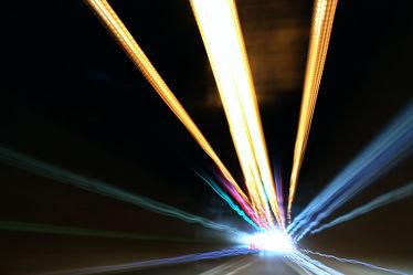 Tunnel Lichter