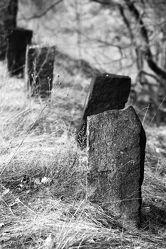 Bild mit Stein,Wege,Weg,Steine,schwarz weiß,SW