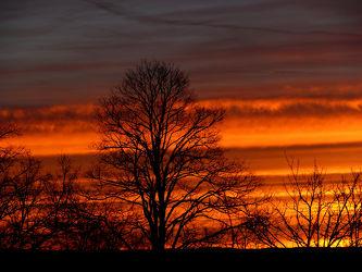 Bild mit Landschaften, Himmel, Sonnenuntergang, Sonnenaufgang, Sonne, Landschaft, Sonnenschein