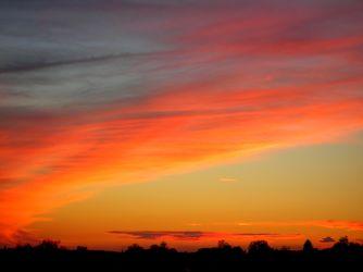 Gigantischer Himmel...
