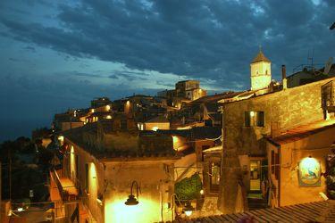 Capoliveri bei Nacht