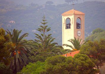 Italienischer Kirchturm