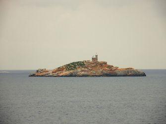 Insel mit Kapelle