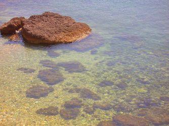 Schlichtes Meer