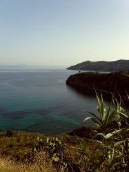 Ausblick auf das Meer