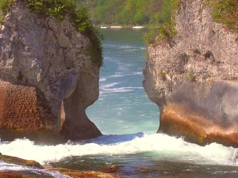 GroÃ?er Wasserfall
