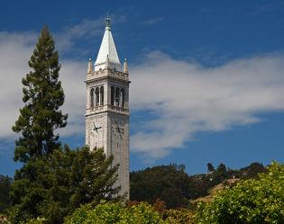 Bell Tower Berkeley