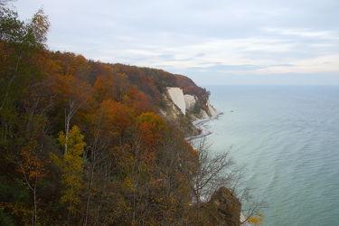 Steilküste im Herbstkleid 3