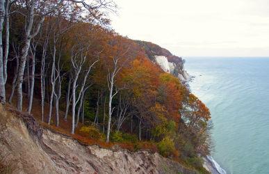 Steilküste im Herbstkleid 2