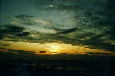 Bild mit Wasser, Sonnenuntergang, Sonnenaufgang, Ostsee, Meer, Sonnenschein, See, kühlungsborn