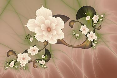 Romantische Floristik