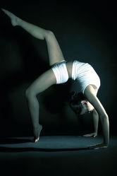 Bilder mit Akrobatik