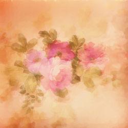 florale Blumengrüsse