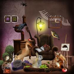 Märchenstunde bei Ratte Emma