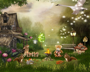 Bild mit Kinderzimmer,Für Kinder