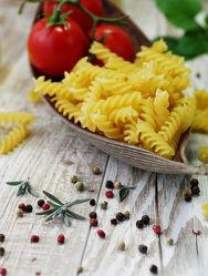 Fingerfood Pasta