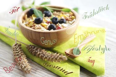 Fit durch den Tag mit einem gesunden Frühstück