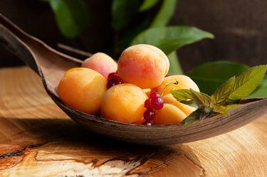 Bild mit Früchte, Lebensmittel, Sommer, Frucht, Obst, Aprikose, Aprikosen, Küchenbild, Stillleben, Food, Küchenbilder, KITCHEN, frisch, Küche, Küchen, Kochbild, vegan