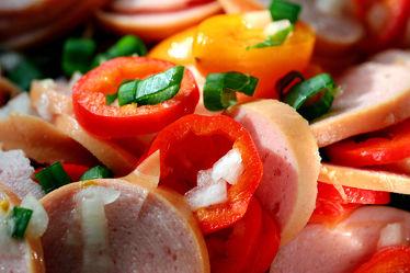 Bild mit Food