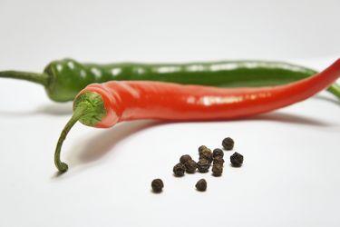 Bild mit Lebensmittel, Küchenbild, Küchenbilder, KITCHEN, Küche, Pfeffer, Pepperoni