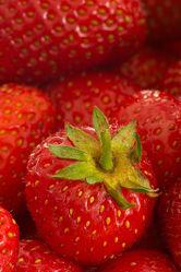 Bild mit Früchte, Lebensmittel, Frucht, Obst, Erdbeere, Erdbeeren, Küchenbild, Küchenbilder, KITCHEN, Küche