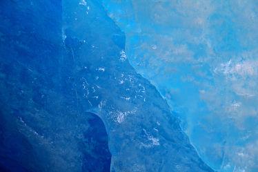 Bild mit Schnee, Eis, Gletscher, Blau, Skandinavien, Kälte, Frost, gletschereis