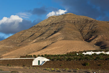 Berglandschaft Lanzarote 2