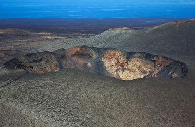 Lanzarote - Krater Timanfaya