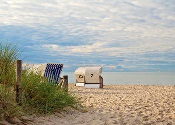 Strandtag an der Ostsee