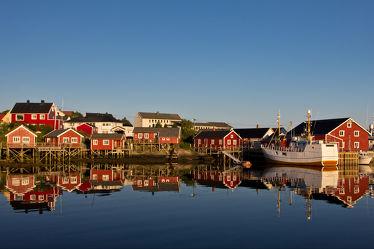 Hafen von Reine - Lofoten